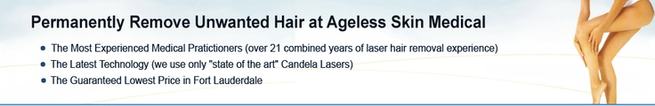 Fort Lauderdale Laser Hair Removal
