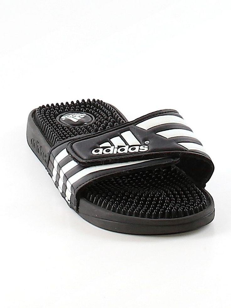 Check it out - Adidas Flip Flops for $11.49 on thredUP!