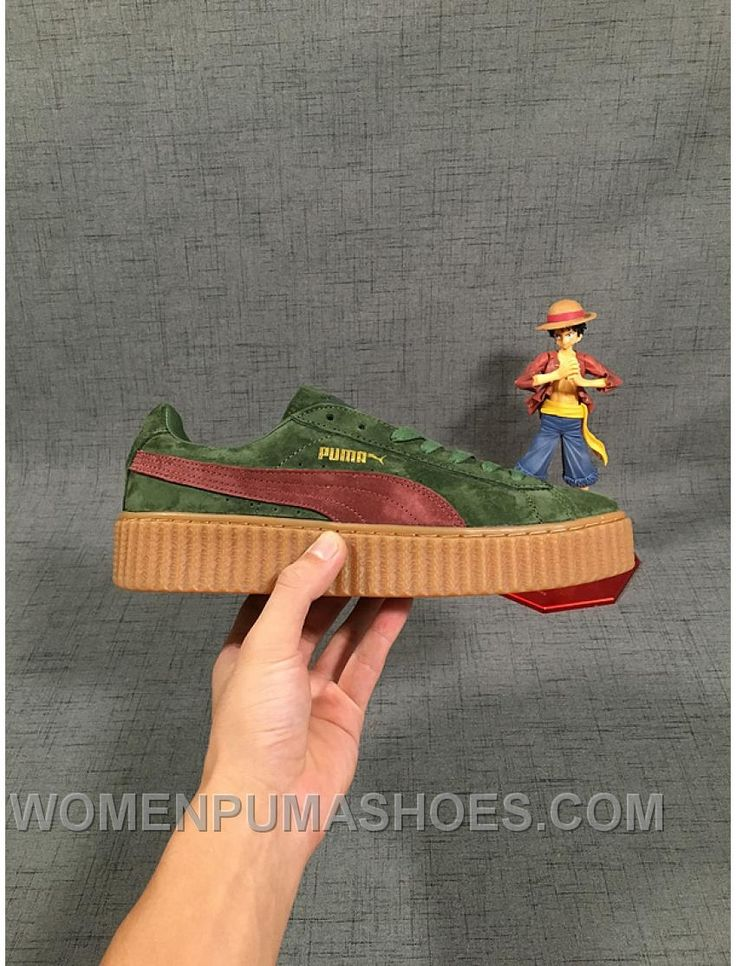http://www.womenpumashoes.com/puma-rihanna-suede-creeper-green-free-shipping-przan.html PUMA RIHANNA SUEDE CREEPER GREEN SUPER DEALS HYXJJ Only $88.00 , Free Shipping!