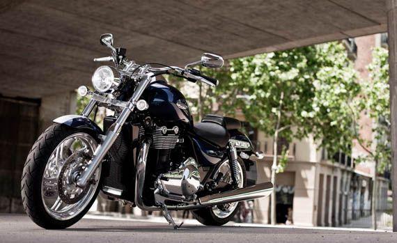 2010 Triumph Thunderbird 1600 Motorcycle