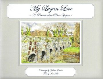 My Lagan Love: A Portrait of the River Lagan - Irish Art & Artists - Art & Photography - Books