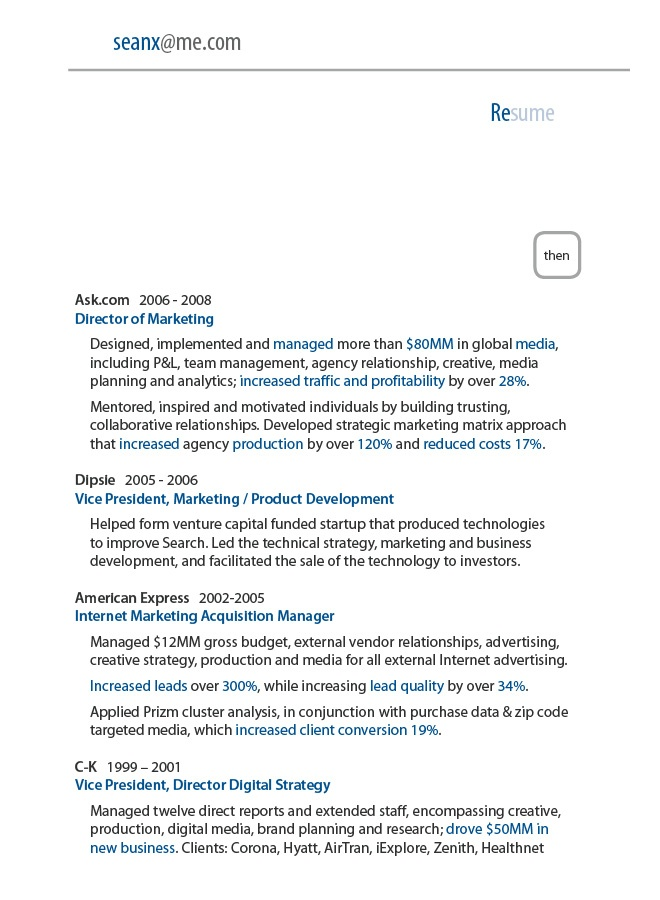 55 best Resumes images on Pinterest Resume, Resume design and - venture capital resume