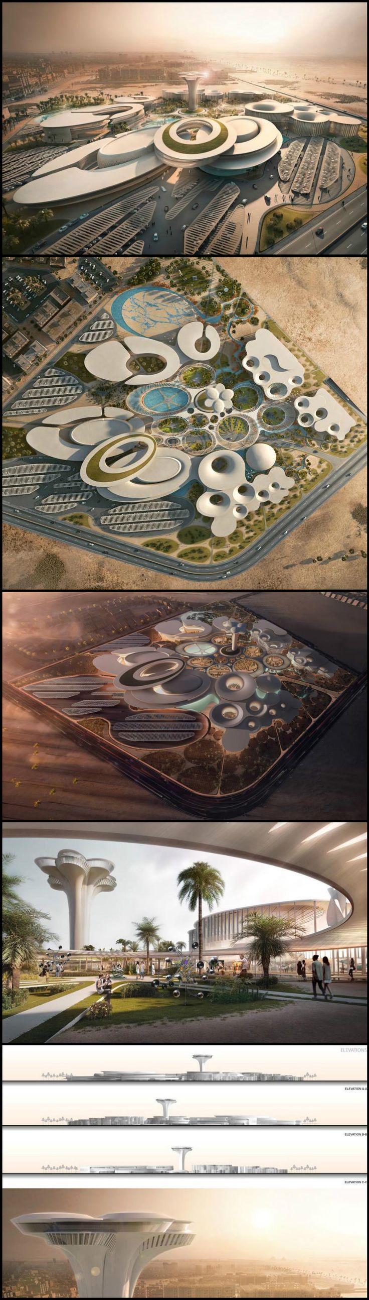 3rd Prize: Zaha Hadid Architects もっと見る