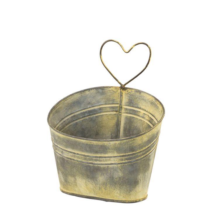 """Kolory jesiennych liści zachwycają nas co roku. Zbierajmy piękniejsze okazy! Kolorowe liście możemy wykorzystać do stworzenia efektownej i trwałe jesiennej dekoracji - bukietu """"róż"""" z liści klonu! Taka dekoracja z użyciem doniczki """"Tyche"""" stworzy naprawdę romantyczny klimat w naszym domowym zaciszu. Zdjęcie: https://www.grindi.pl/content/27,934,Tyche-S.htm"""