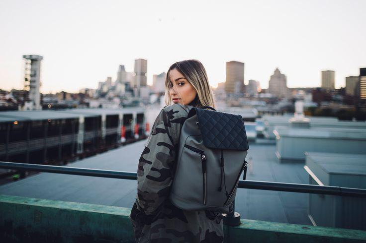 Kolekcja plecaków VENQUE, które powinna mieć każda kobieta (Zima 2016)