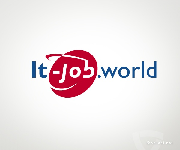 IT-job.world (empresa de trabajo temporal)  - www.versal.net • Diseño Gráfico • Identidad Visual Corporativa • Publicidad • Diseño Páginas Web • Ilustración • Graphic Design • Corporate Identity • Advertising • Web Pages • Illustration • LogoGraphic Design, Web Page, Visual Identity, Diseño Página, Corporate Identity, It Job World Empresa, Graphics Design, I Work