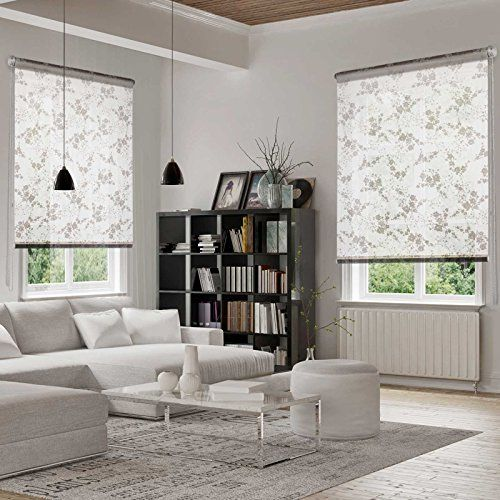 casa pura fashion rollo anastasia blickdicht. Black Bedroom Furniture Sets. Home Design Ideas