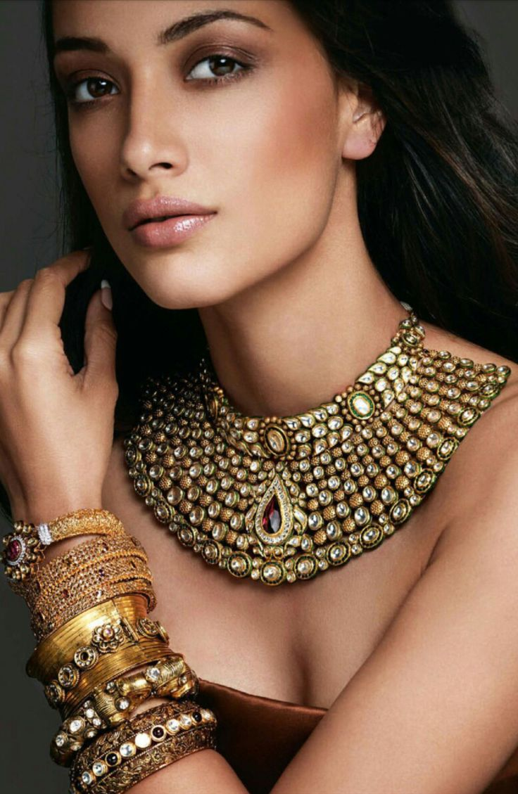 Gehna Jewellers - Vogue India - March 2015