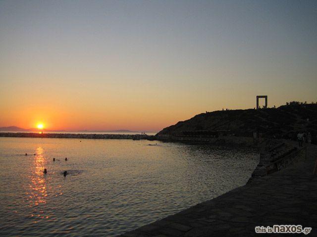 Νάξος - Ναός του Απόλλωνα (Πορτάρα) / This is Naxos