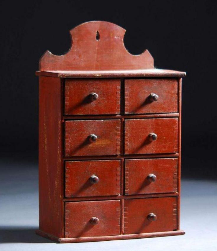 71 best Vintage spice cabinets and racks images on Pinterest ...