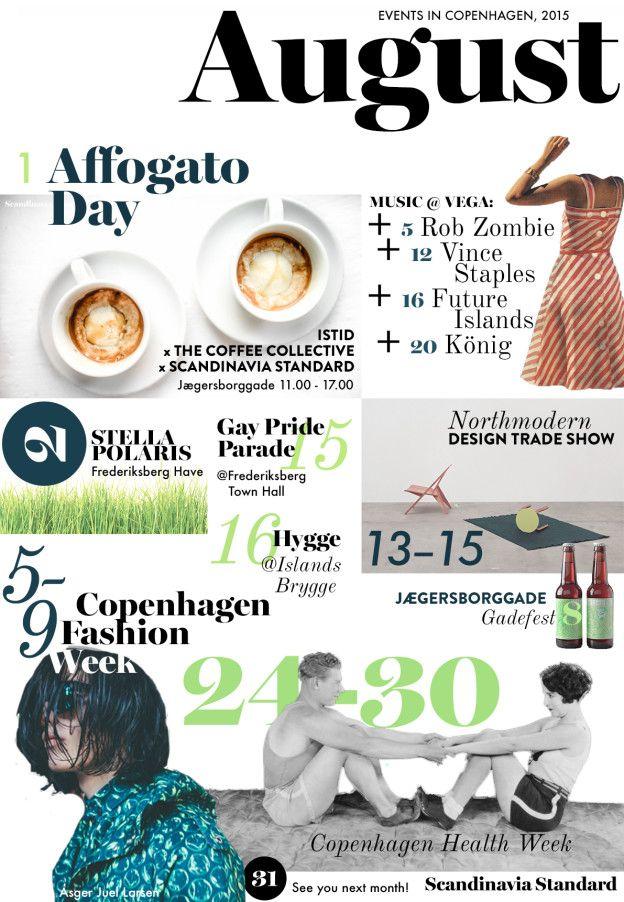 Best WhatS On  Copenhagen Calendar Images On