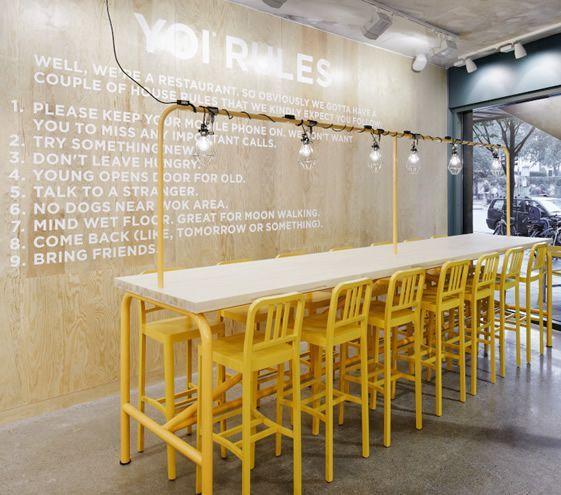 Yoi restaurant stockholm - keeping it real