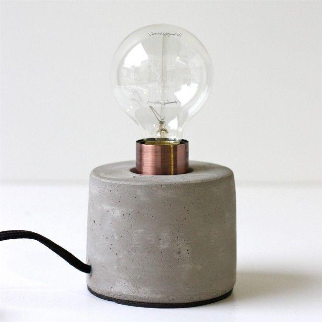 Brick Table Lamp