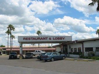 Hotel Restaurant Queen Garden Alice Texas