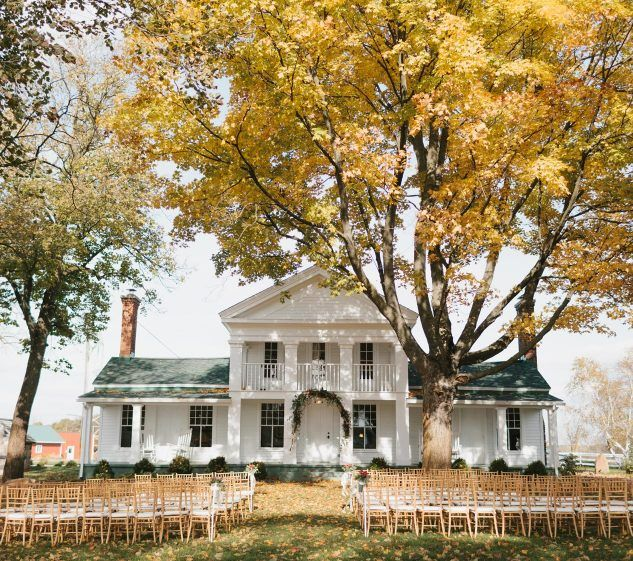 The Best Small Wedding Venues In Michigan In 2020 Michigan Wedding Venues Northern Michigan Weddings Fall Wedding Venues