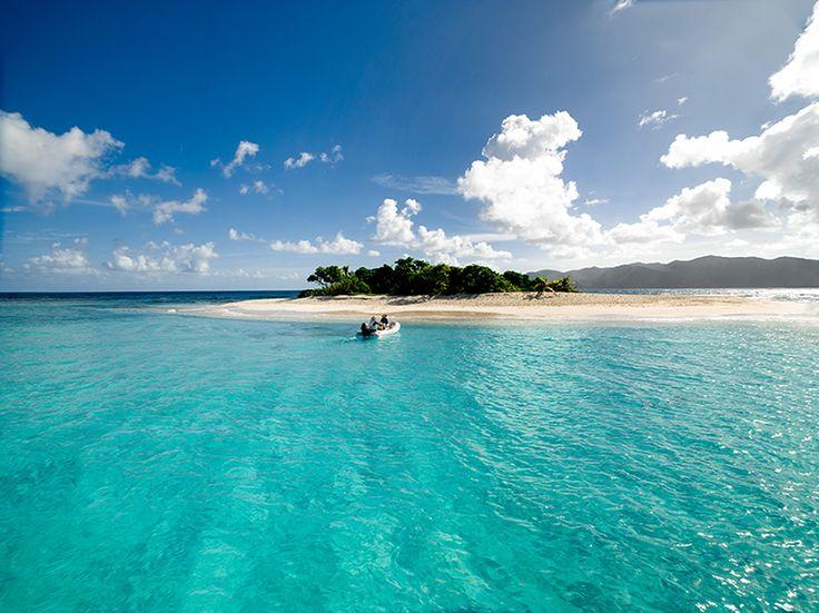 SandCay - Ilhas Virgens Britânicas