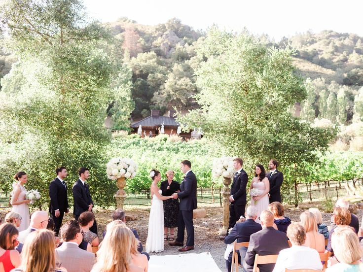 Calistoga Ranch Wedding Http Www Lesharon Blog Jenna Jimmy All You Need Is Love Merrill Jp Pinterest Weddings And