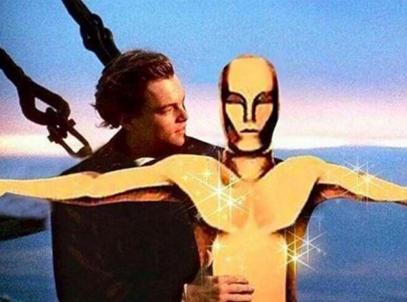The Internet Went Crazy When Leonardo DiCaprio FINALLY Won An Oscar