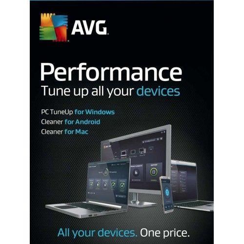 AVG Performance for 1 yr - Nerds Shop #Software #Antivirus #AVG