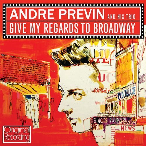 Give My Regards to Broadway [CD]