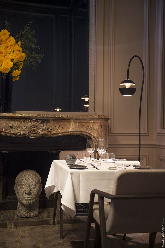 Les Plus Beaux Restaurants De Musees A Paris Le Restaurant La Maison L