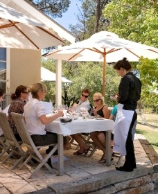 Mayfield Vineyard restaurant