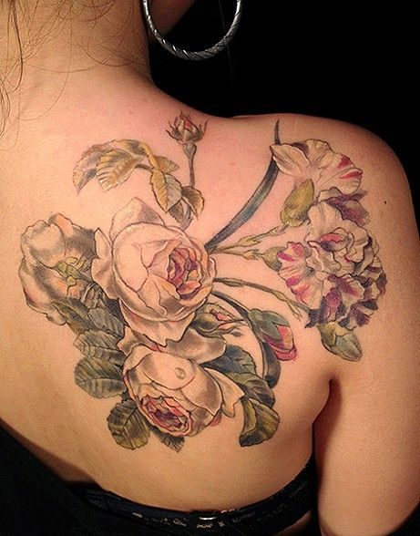 205 best images about hellebore tattoo ideas on pinterest for Brown tattoo ink cover up