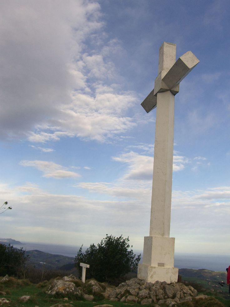 Monte Pagoeta. Subida desde Aia