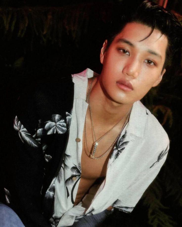 Kai of EXO