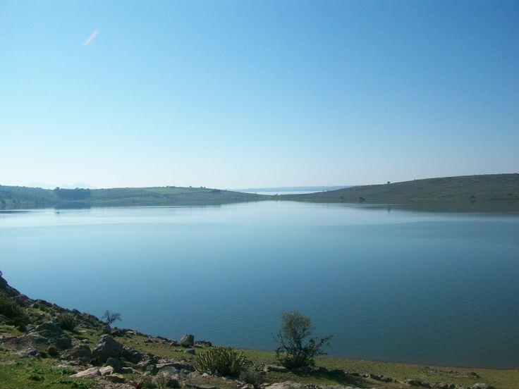 Pantano de Alange ( Badajoz ) #Extremadura #Turismo  http://www.vidasalvaje.net/