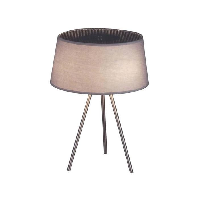 The tracy table lamp in silver nebraska furniture mart