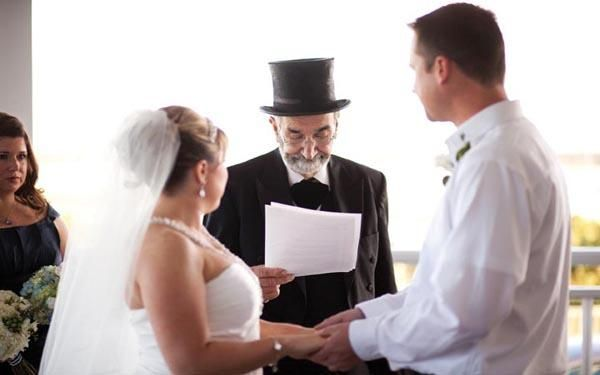 Saying I do for a Justice of the peace   Martha's Vineyard Island Weddings