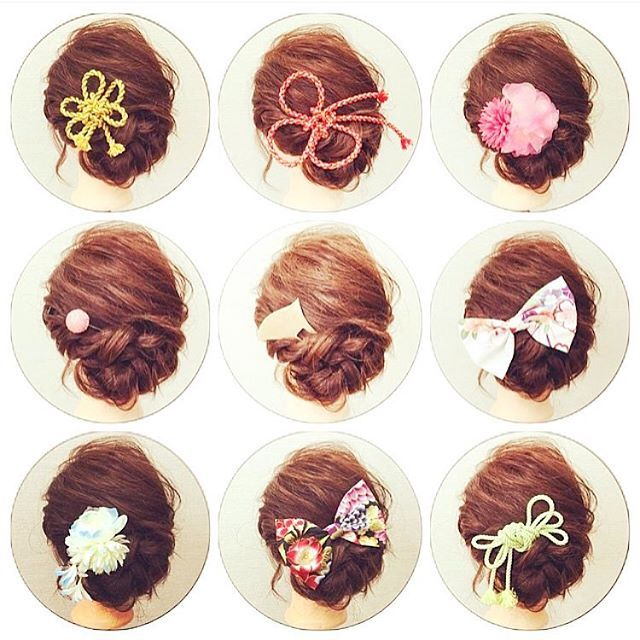 * 同じ髪型でも髪飾りによって印象は変わる . 和装ヘアアレンジや花嫁衣装に合わせて オシャレで可愛いリボンやお花、かんざしなどで コーディネートしてみてはいかが ⋆。˚ ⋆。˚ ❁ . . photo by @muebe2007 . #和装ヘア #和装ヘアアレンジ #ヘアアレンジ #髪飾り #ヘアアクセサリー #ブライダルヘア #リボン #お花 #かんざし #和装ウェディング #結婚式準備 #プレ花嫁 #marry #marryxoxo
