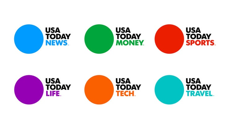 1 | Could A Redesign Really Rescue USA Today? | Co.Design: business + innovation + design
