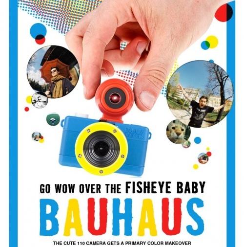 The Bauhaus Fisheye Baby! Woo Hoo! Lomography Australia / New Zealand