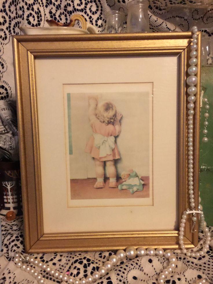 57 best Vintage Art, Paintings, prints, etc.. images on Pinterest ...