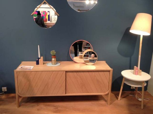 Nouveau Buffet Design Marius Harto