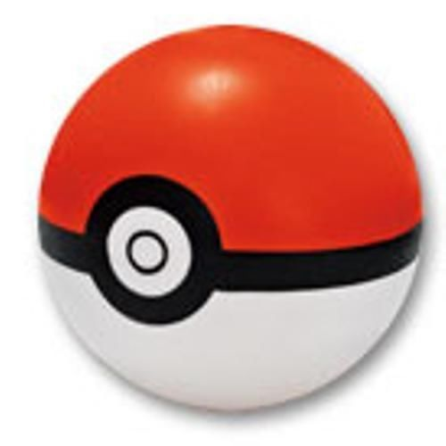 Pokemon XY Soft Toy Ball POKEBALL Squeeze Stress Ball Banpresto Foam Squishy USA Toys ...