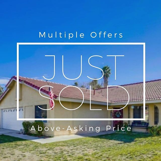 SOLD!! Congratulations to my clients!! It was an honor to have been a part of this transaction and I am so happy I helped them sell for ABOVE asking price in less than 30 days!!🎉🎈🏠 Market is on fire!!🔥 If you are thinking of buying or selling, don't hesitate to reach out! 619-750-9226 DRE #: 01972369  #justsold #sellwithgiselle #sandiegorealtor #century21award #localrealtors - posted by Giselle Gonzalez https://www.instagram.com/juliettagiselle - See more Real Estate photos from Local…