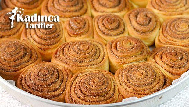 Haşhaşlı Tatlı Çörek Tarifi | Kadınca Tarifler | Kolay ve Nefis Yemek Tarifleri Sitesi - Oktay Usta