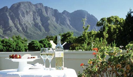 The Franschhoek, located in the heart of the Cape Winelands
