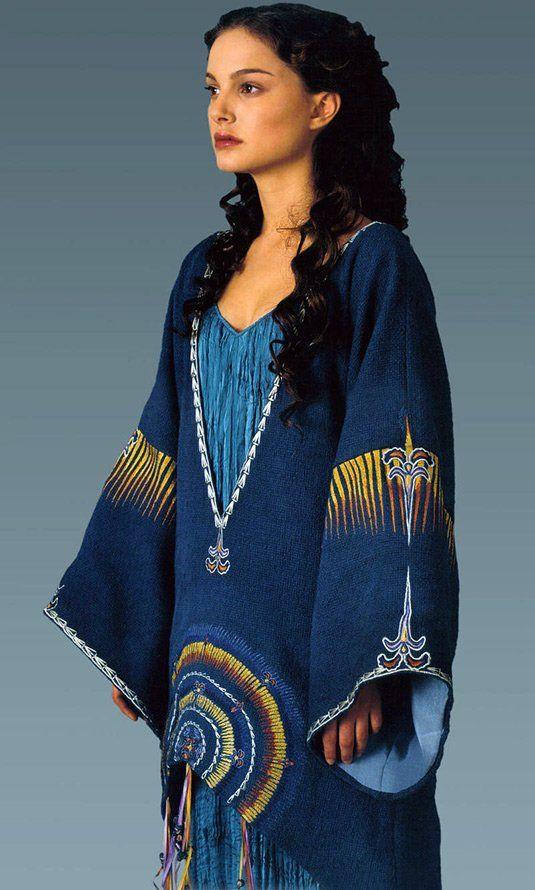 Королева Падме Амидала Наберри и ее костюмы  http://igorinna.livejournal.com/1005773.html