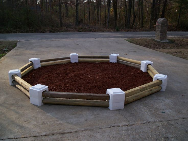 Terrific Landscape Timbers Ideas: Lowes Landscaping | Landscape Timbers | Landscape Timbers Retaining Wall