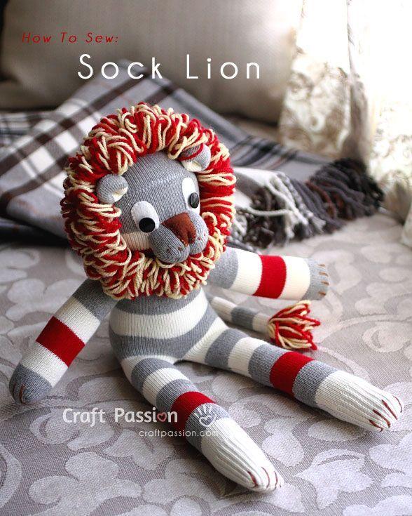Craft Passion: Lion (Tutorial)