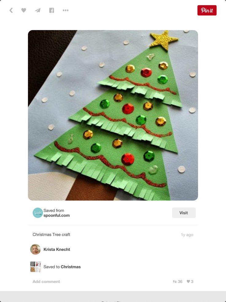 Pingl par kathy ferguson sur christmas pinterest d co - Bricolage enfant 4 ans ...