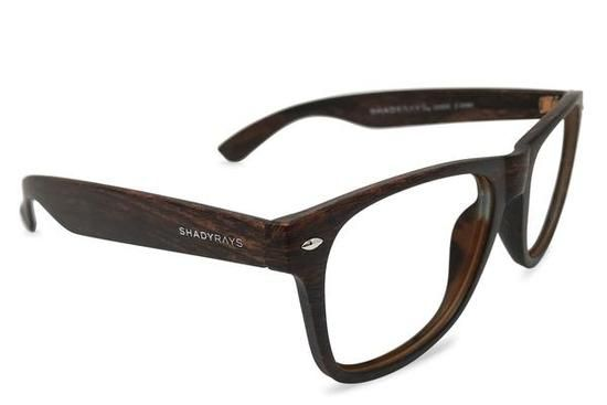 309da905eef Shady Rays Rx - Classic Timber Frame Eye Doctor