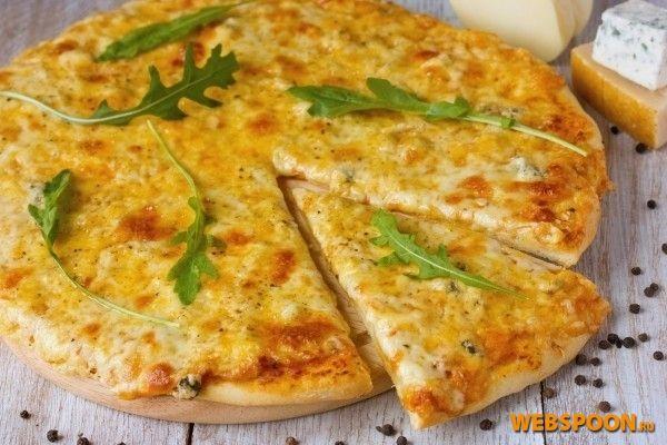 """Пицца """"Пять сыров"""""""