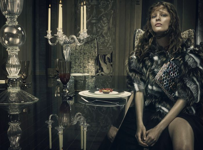 Art Deco-Inspired Style: #IsabelleNicolay by #ThomasCooksey for #HowToSpendIt October 2014