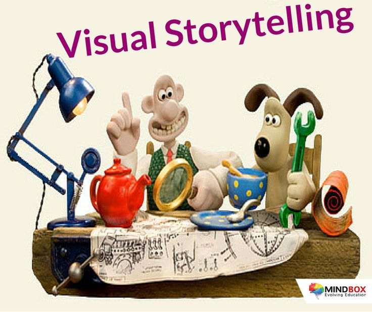 Visual Storytelling is a fun based program on Claymation where students will learn to create models with plasticine clay and animate them with the help of HUE HD camera and Animation software. The program introduces students to the creative medium of Claymation for expression of creativity & imagination.