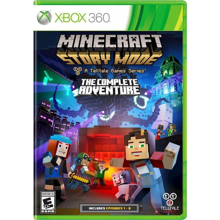 Used Minecraft Story Mode The Complete Adventure PRE